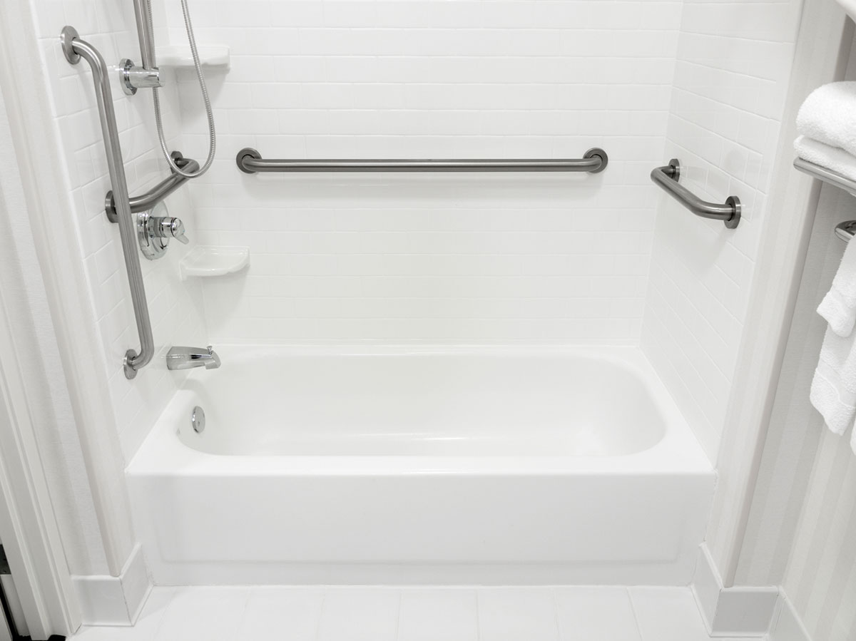Mehr Sicherheit im Badezimmer